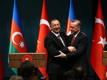 "Turkey-Azerbaijan: When the ""Little Brother"" becomes almost overbearing."