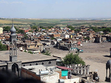 Which future for the city of Diyarbakır?