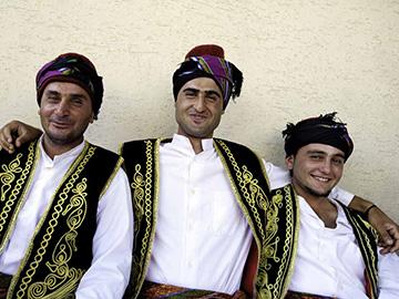 Dersim Alevism, a cross-bred identity