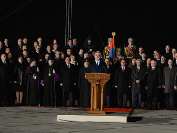 The Strength of the Armenian People Lies in its Decentralization