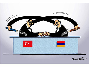 The Karabakh conflict in the Armenian policy of Turkey