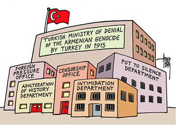 1915, Turkish people must face the truth