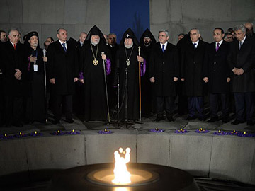 The Pan-Armenian Declaration on the Genocide, the new guideline for Armenia and the Diaspora.